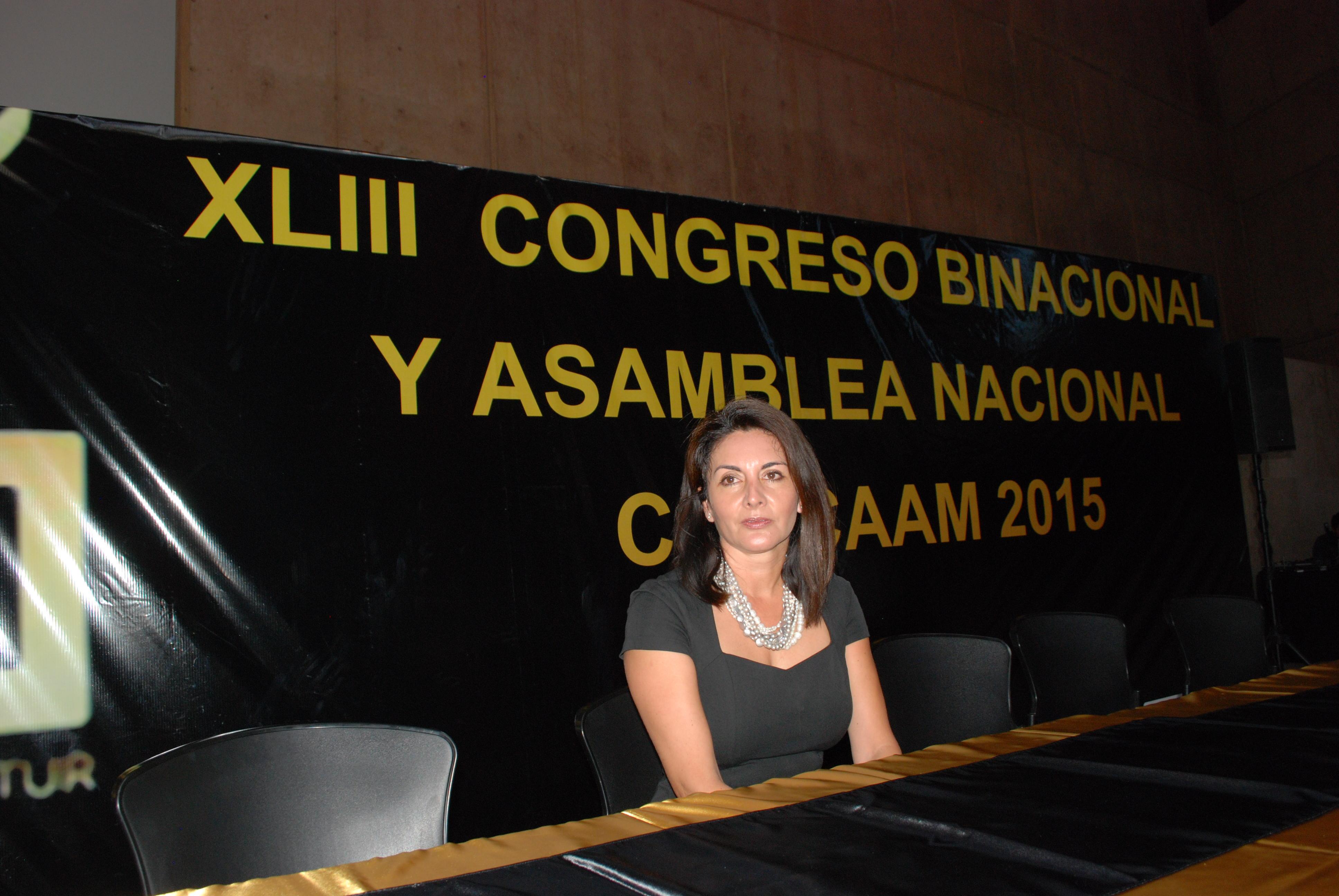 Abogada Ana Eroka Santana va a trabajar por Tijuana