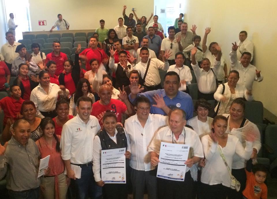 Buen año para Seguro Popular , destaca Carlos Torres
