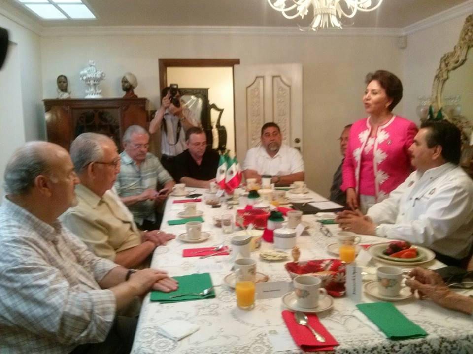 Defiende López Segura, propuestas   del presidente Enrique Peña Nieto