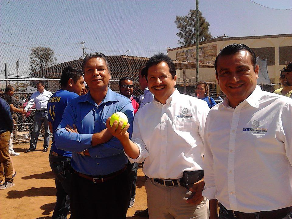 Inauguraron Torneo Deportivo del Ejecutivo 2015