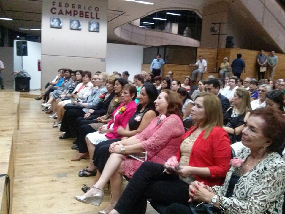"""Presentó en el Cecut Carmen López  Segura libro """"Dejando Huella"""""""