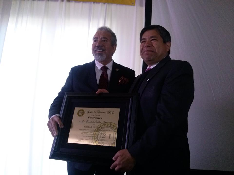 Tonatiuh Guillén, Personaje del Año