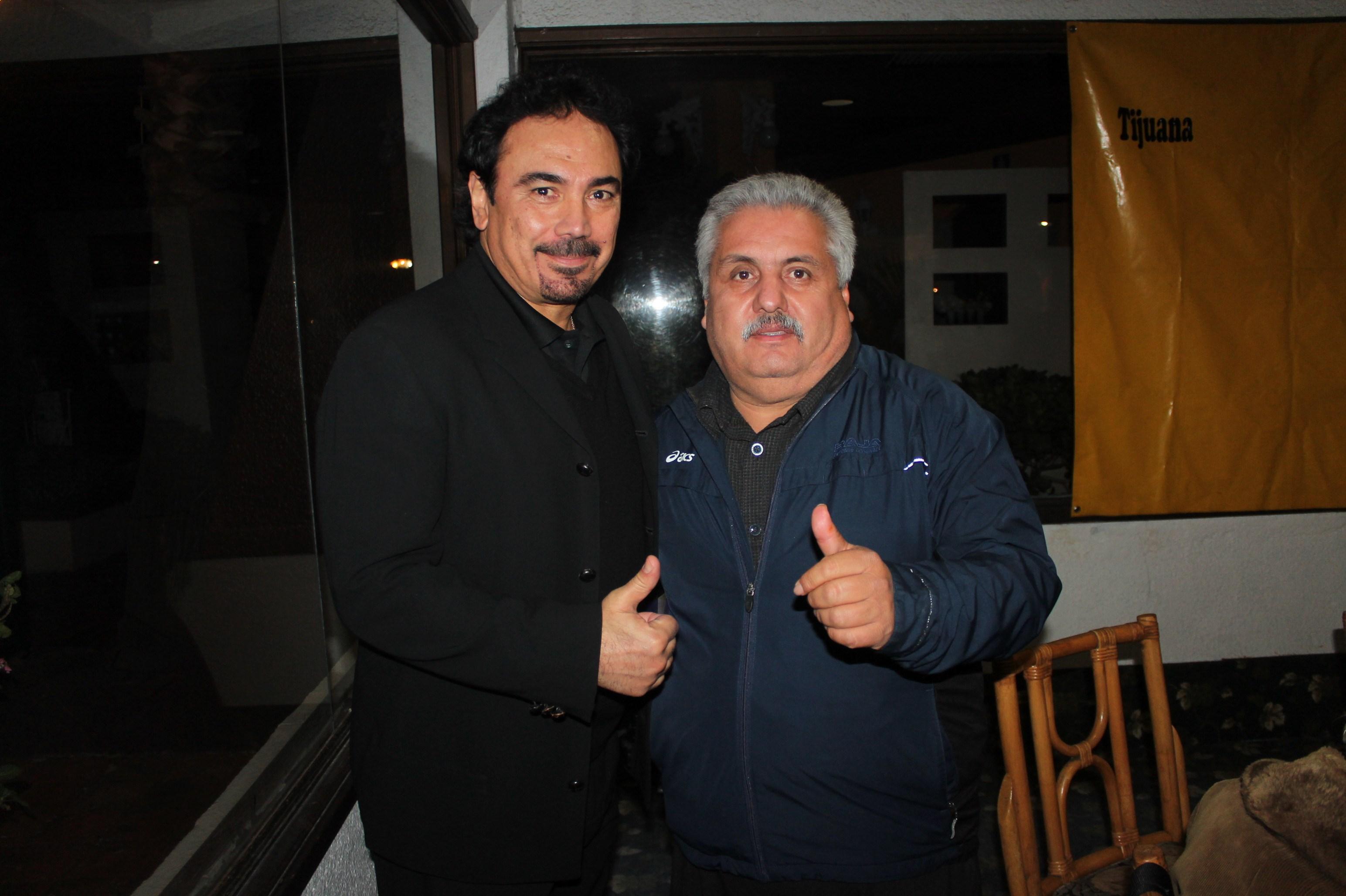 """""""Hugool"""" invitado de lujo en Grupo 21"""
