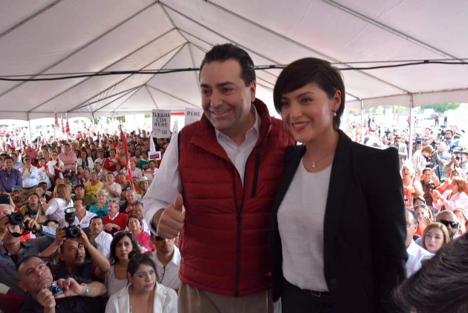 Gabriela Roldan destaca liderazgo de Mendivil