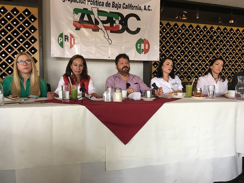 Olga Macias Llevará propuestas de APBC al Congreso
