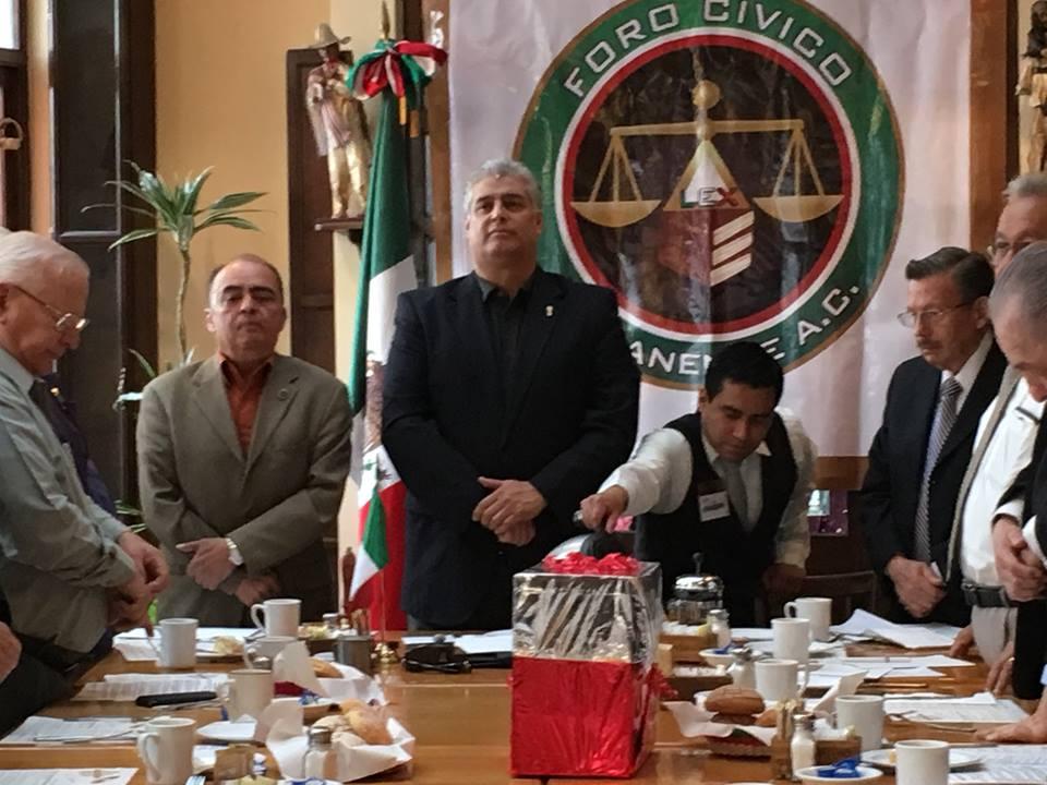 """Prepara Fociti entrega de la presea """"Profesor Miguel Rodríguez"""""""