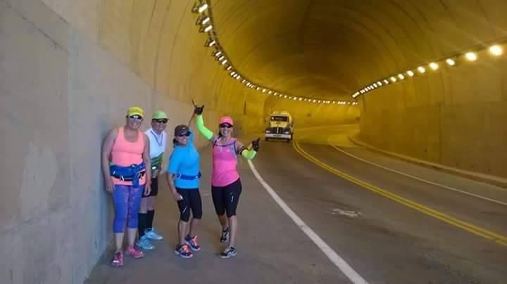 """El domingo, el Medio Maratón """"El Túnel"""""""