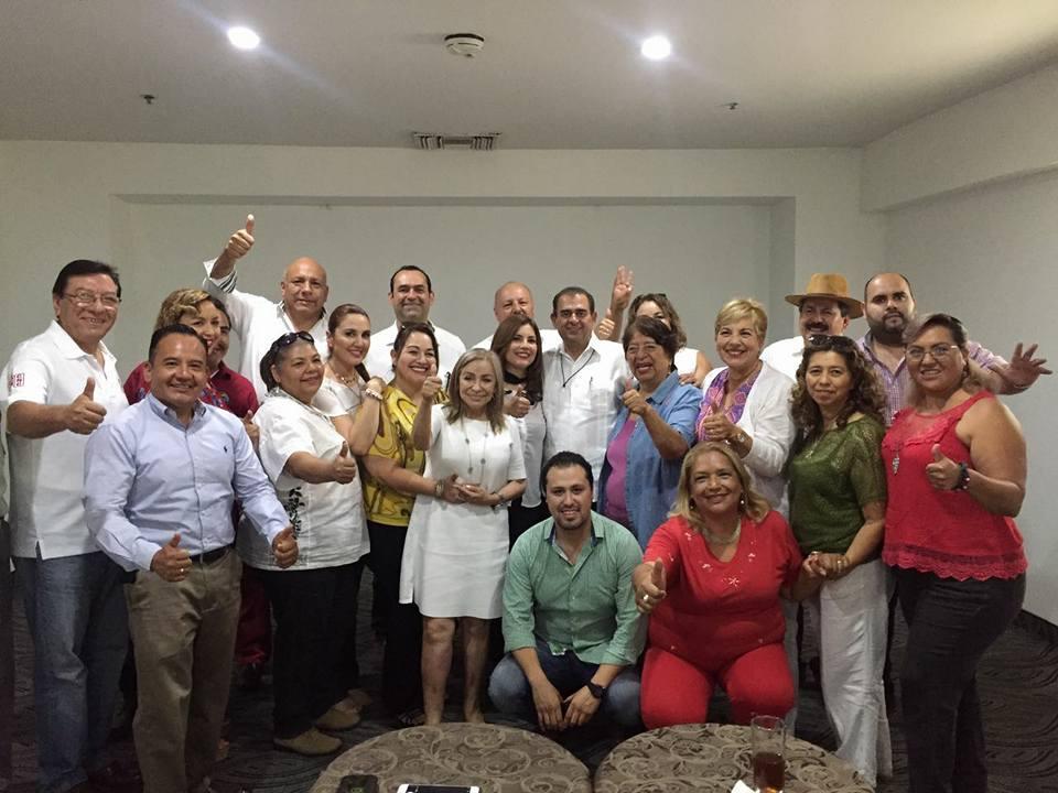 David Rubalcaba nuevo líder del PRI en BC