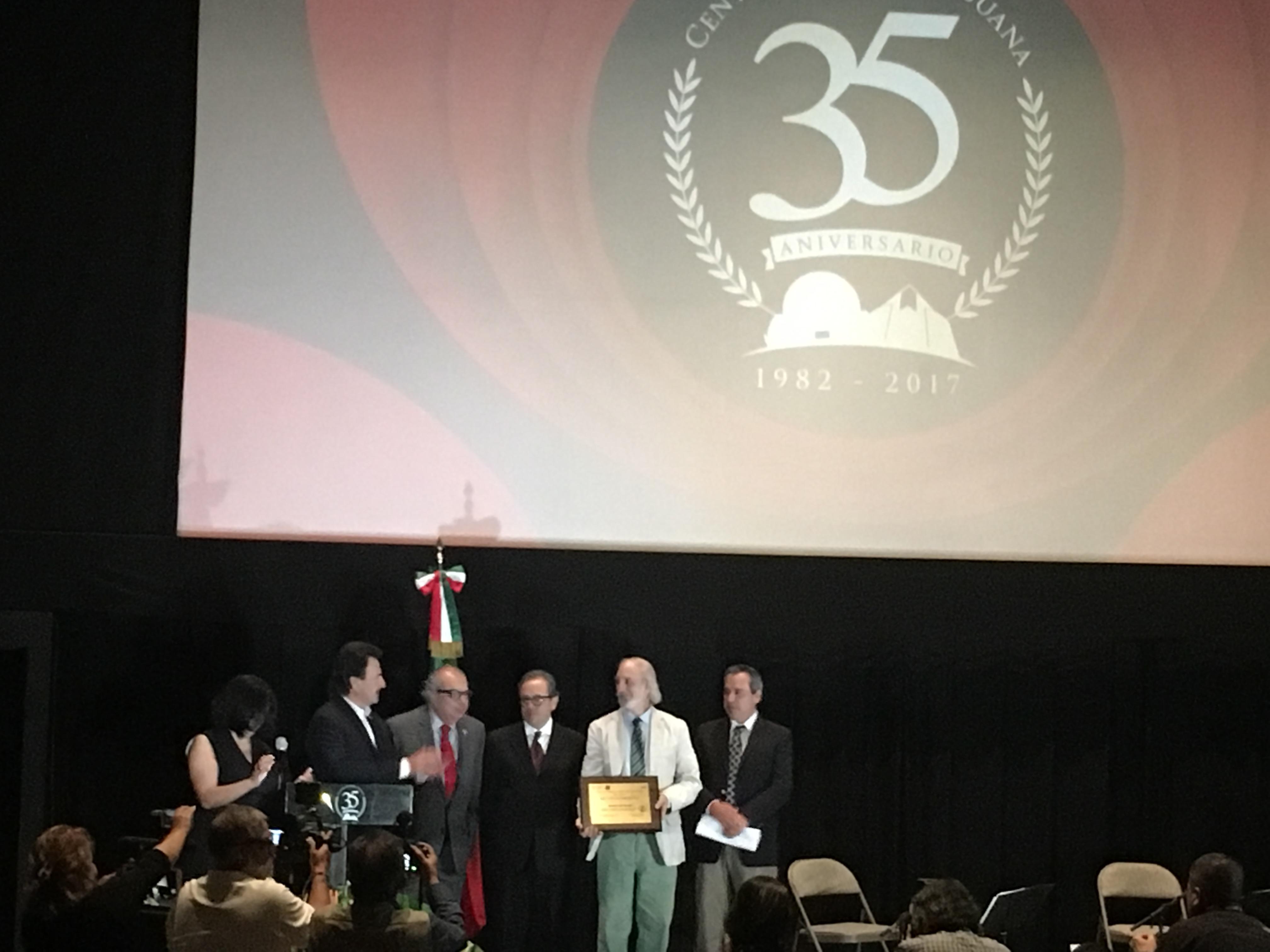 Agradece Gastélum al CECUT su contribución al desarrollo de Tijuana