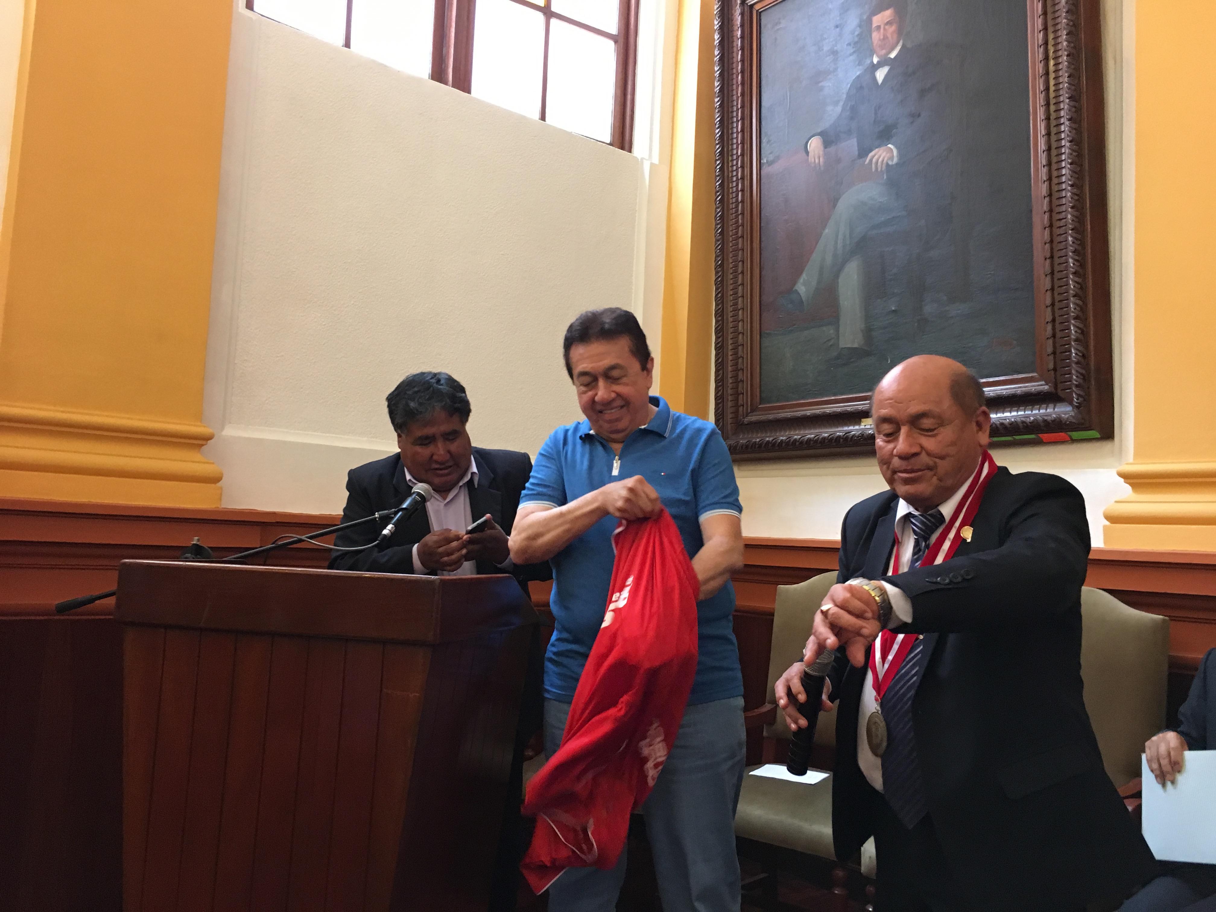 Cusco sede del Congreso CPDC 2017