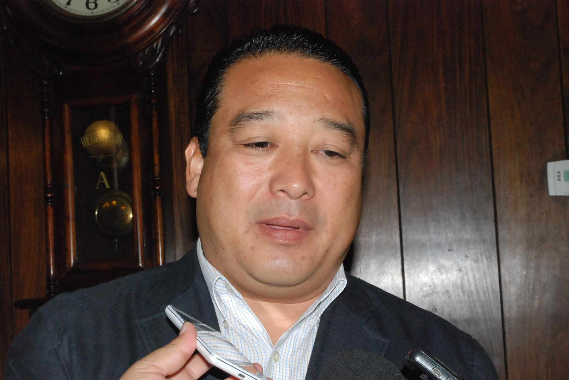 Un engaño más licitación para alumbrado público: Tsutsumi