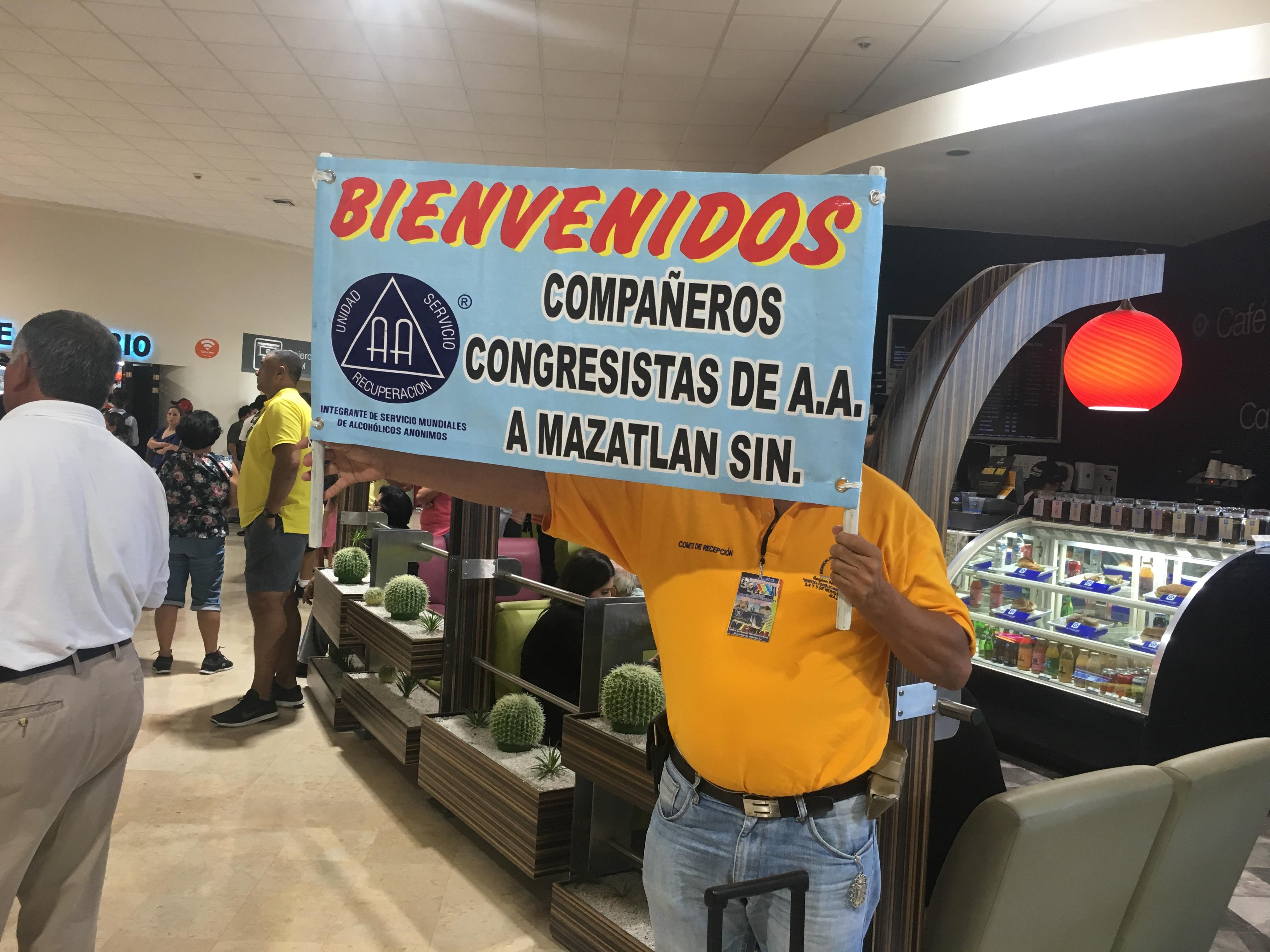 Comparten sobriedad AAs de 5 estados en Sinaloa