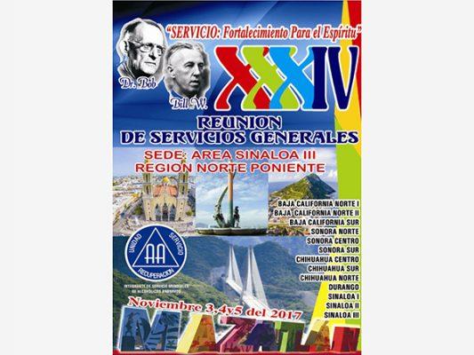 Viajan miembros de AA a reunión regional a Mazatlán