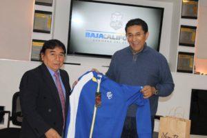 Italo Villarreal y Saul Castro