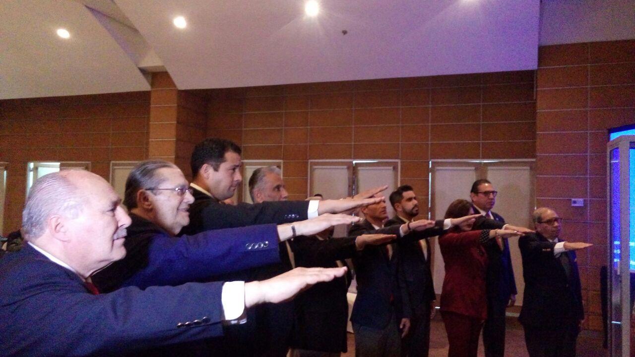 Asume liderazgo de Grupo Madrugadores Jesús Alberto Laborín