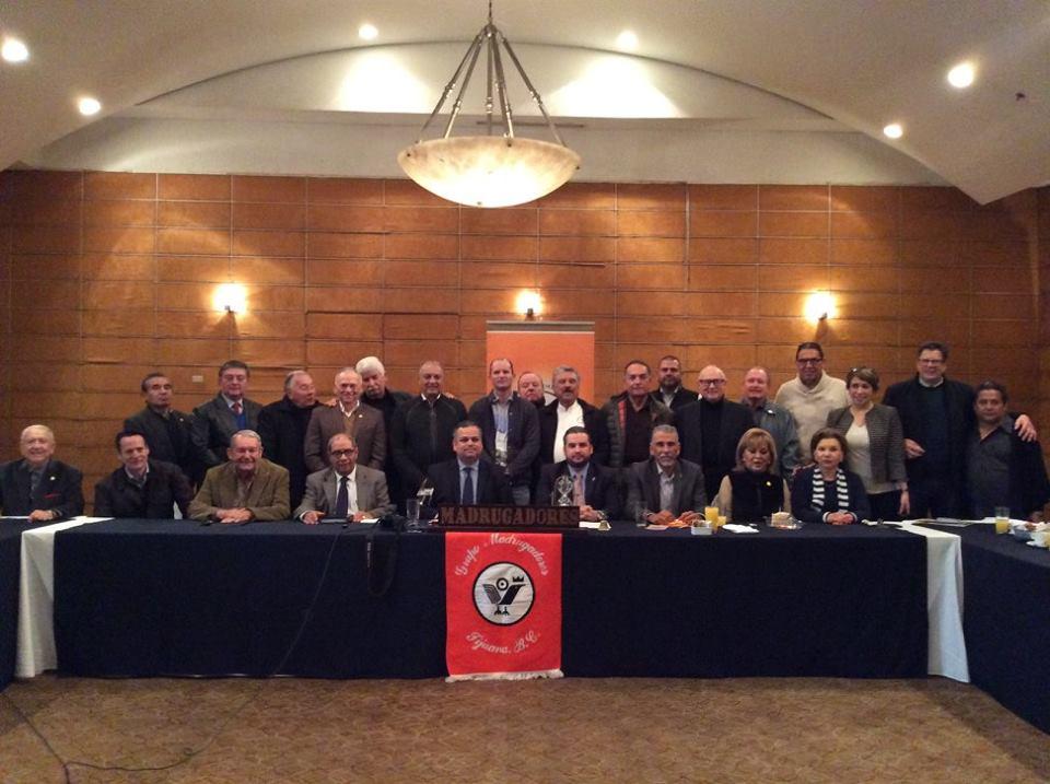 El 25 de enero Jesús Alberto Laborín asumirá presidencia de Madrugadores