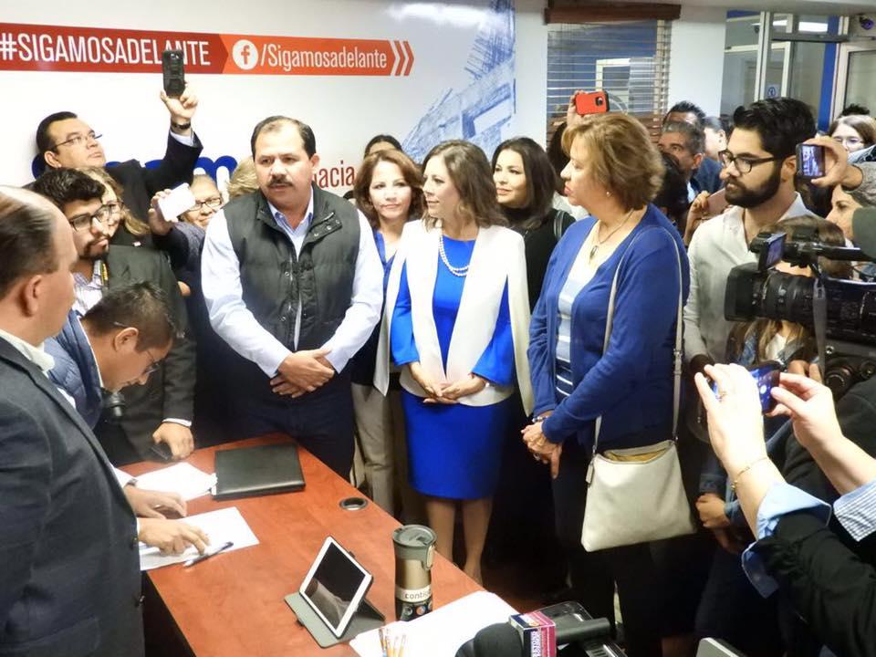 Destaca Jorge Ramos en candidaturas del
