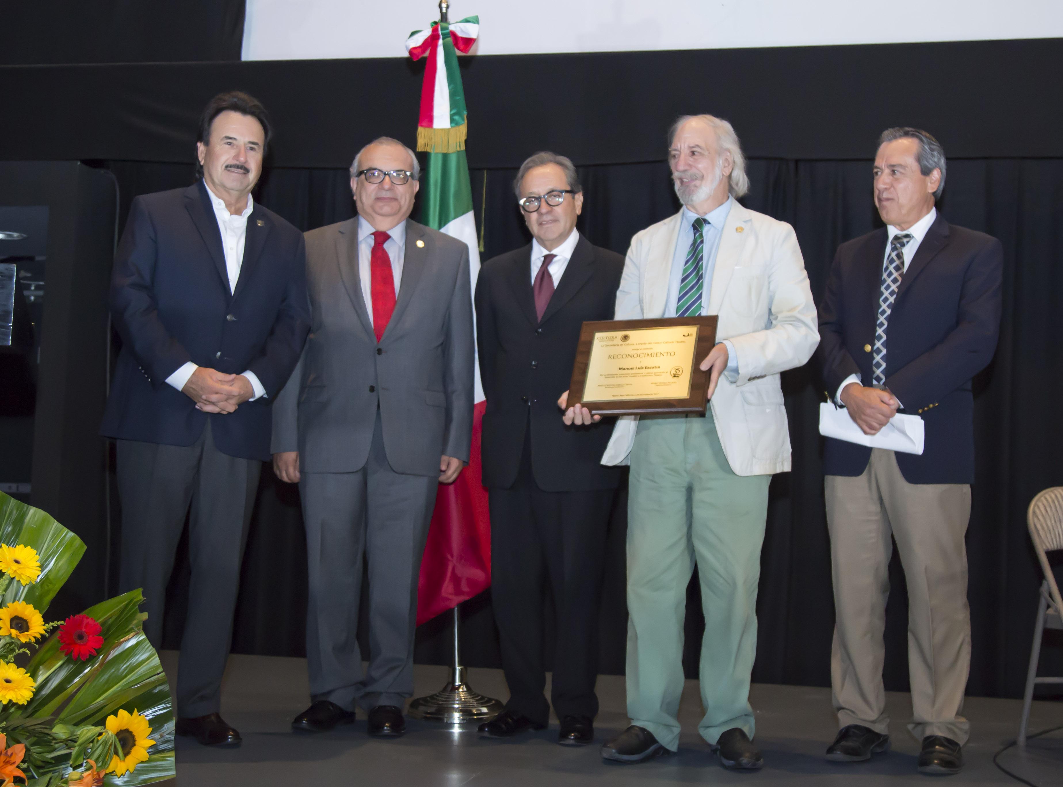 Recuerdan nombramiento de Pedro Ochoa en Cecut