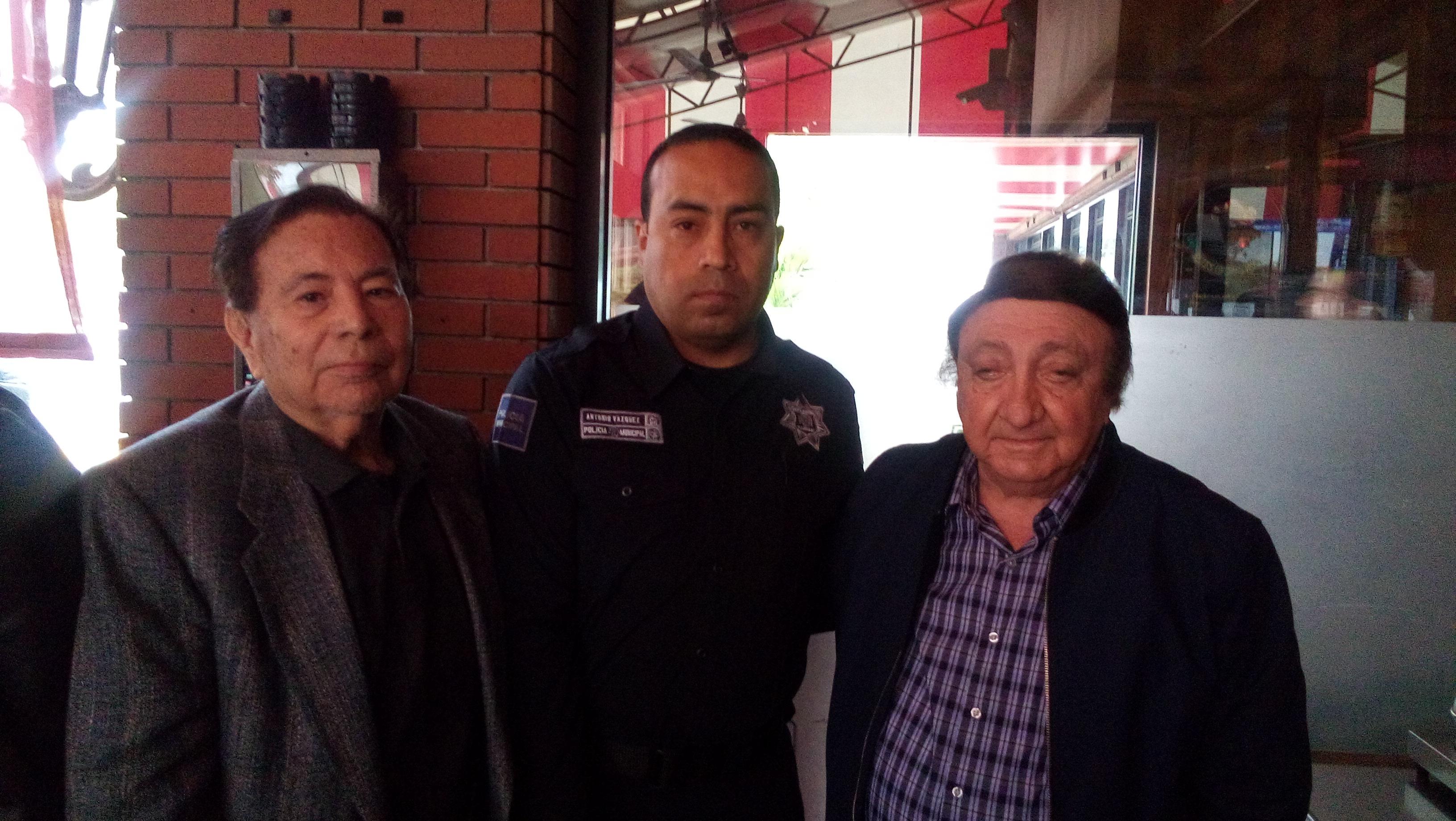 Reconoció Grupo Tijuana a policía municipal