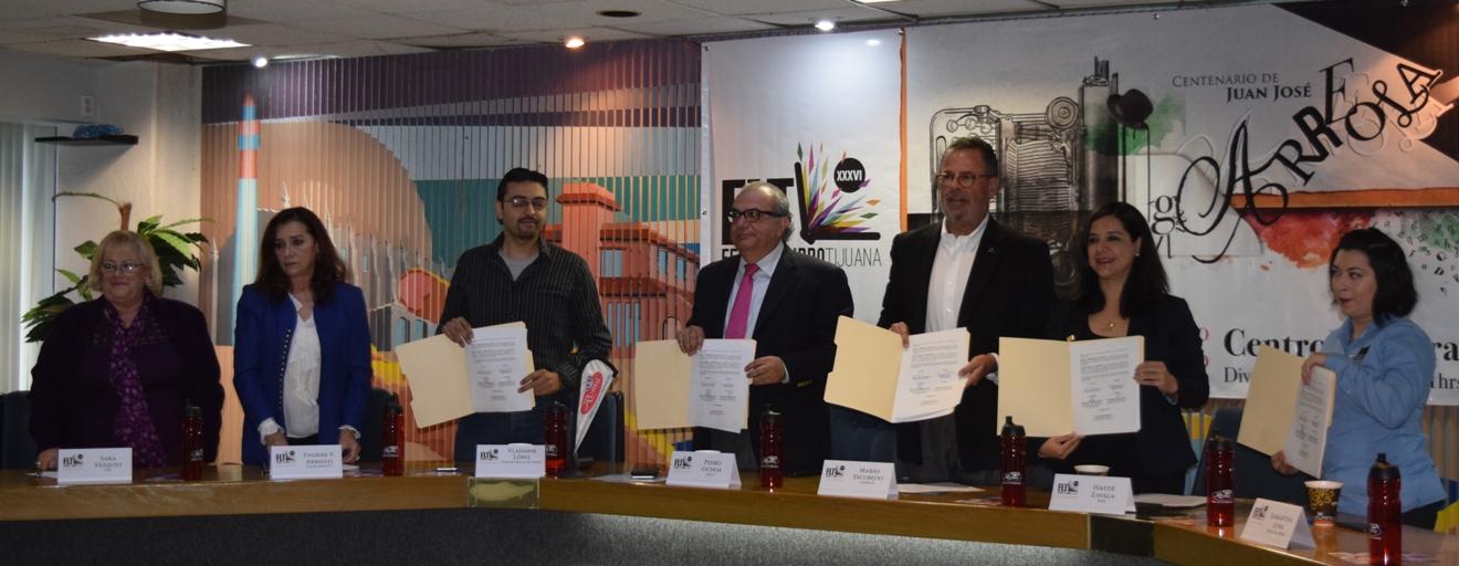 Dedican XXXVI Feria del Libro de Tijuana a Juan José Arreola