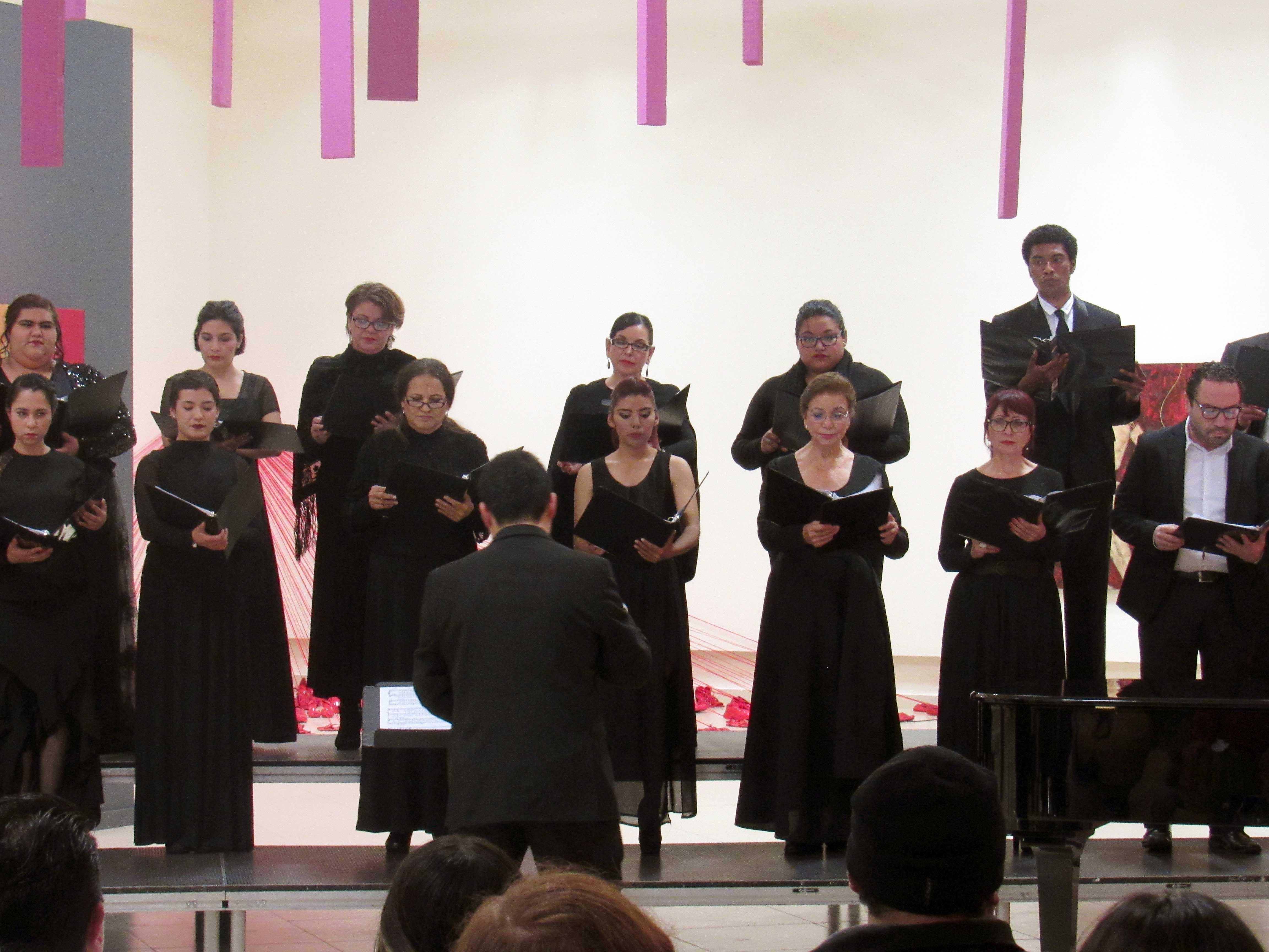 Gira de Coros de Ópera de Tijuana por Mexicali y San Quintín