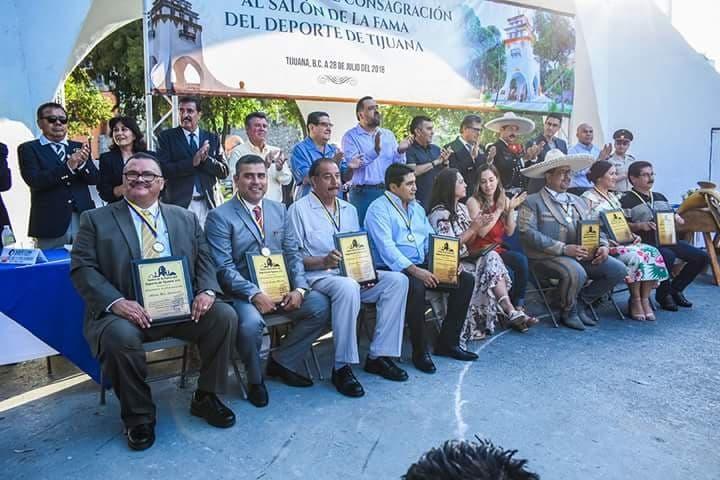 Tiene nuevos 8 socios Salón de la Fama del Deporte de Tijuana
