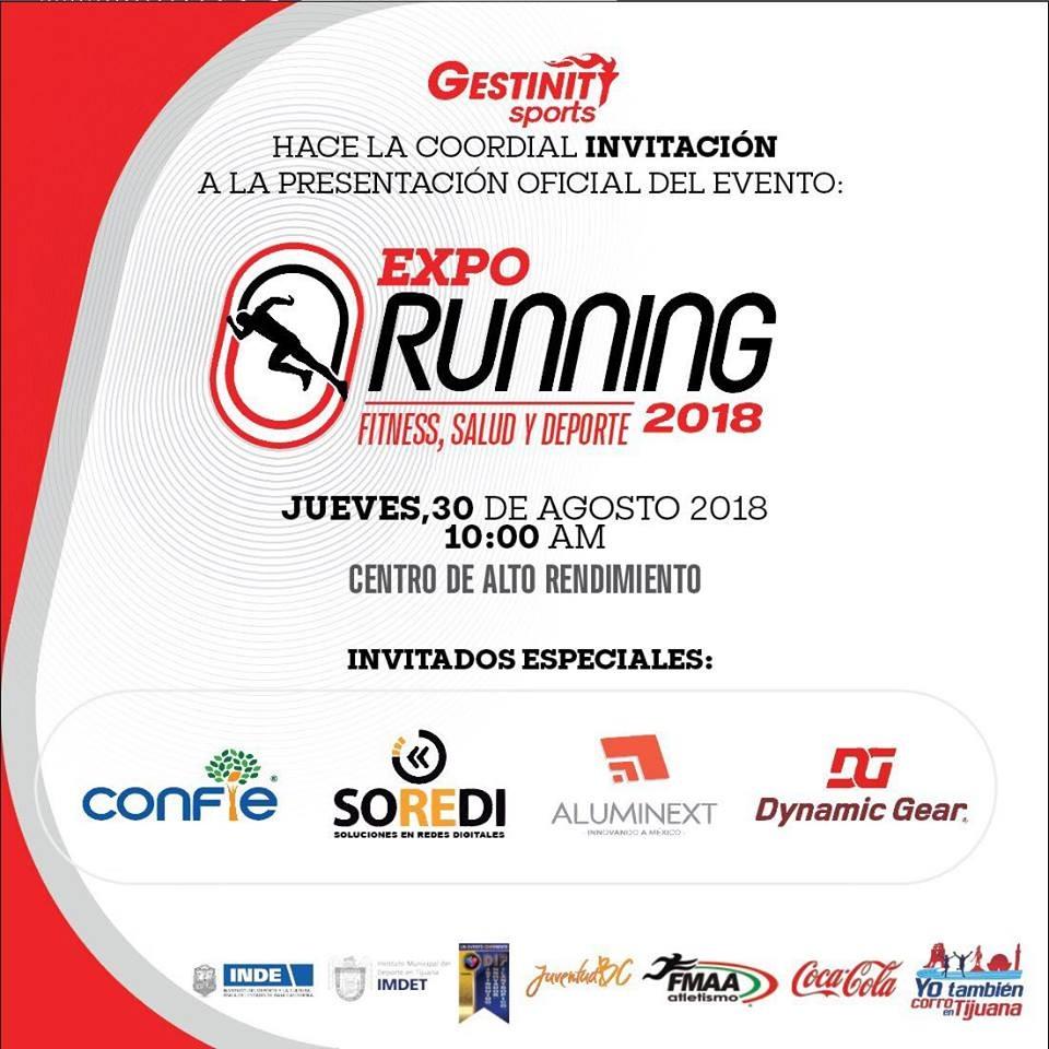 Presentarán el jueves Expo Running 2018
