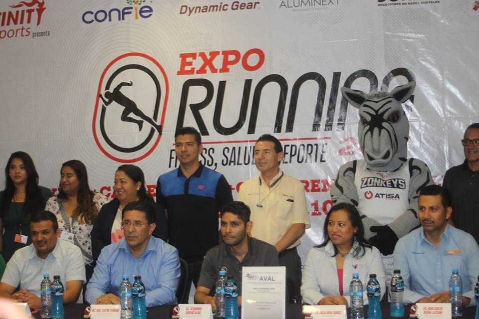 Fortalecerá ambiente de BC Expo Running 2018