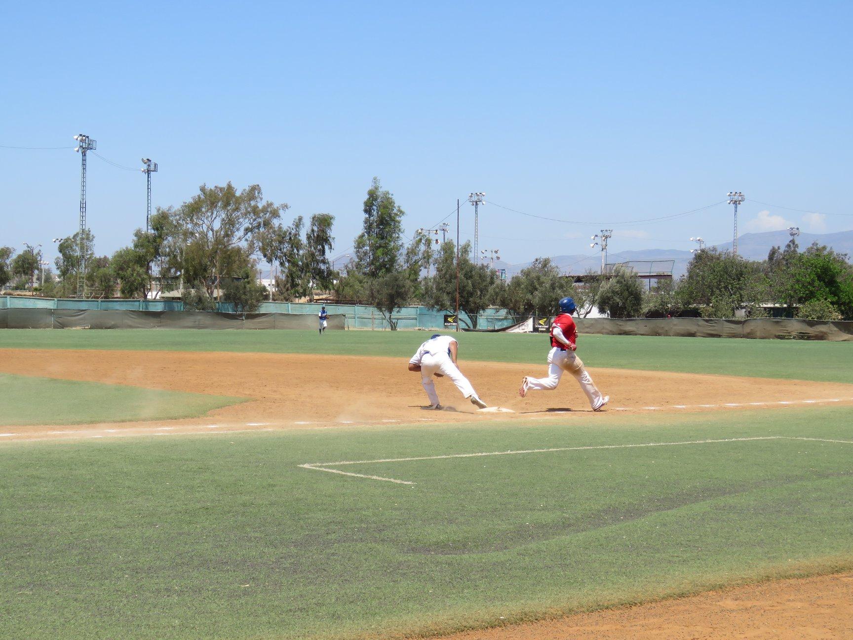 Entre protestas definen finalista para Estatal de beisbol