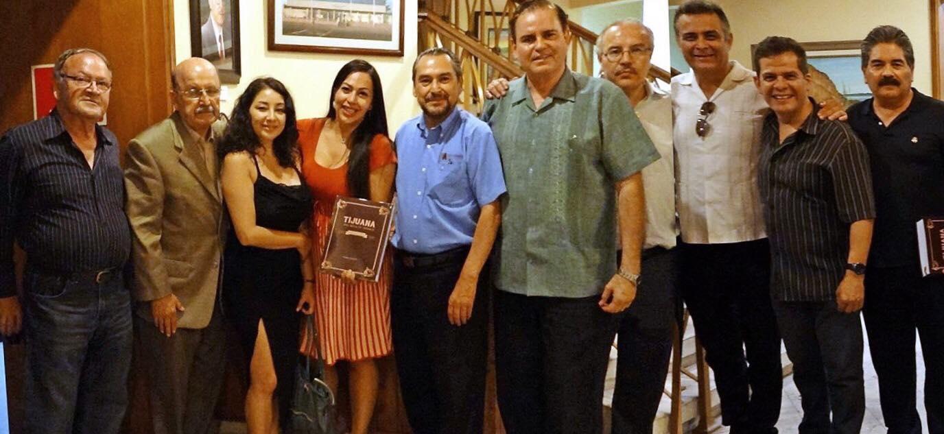 Presentan el Libro 100 años de música en Tijuana