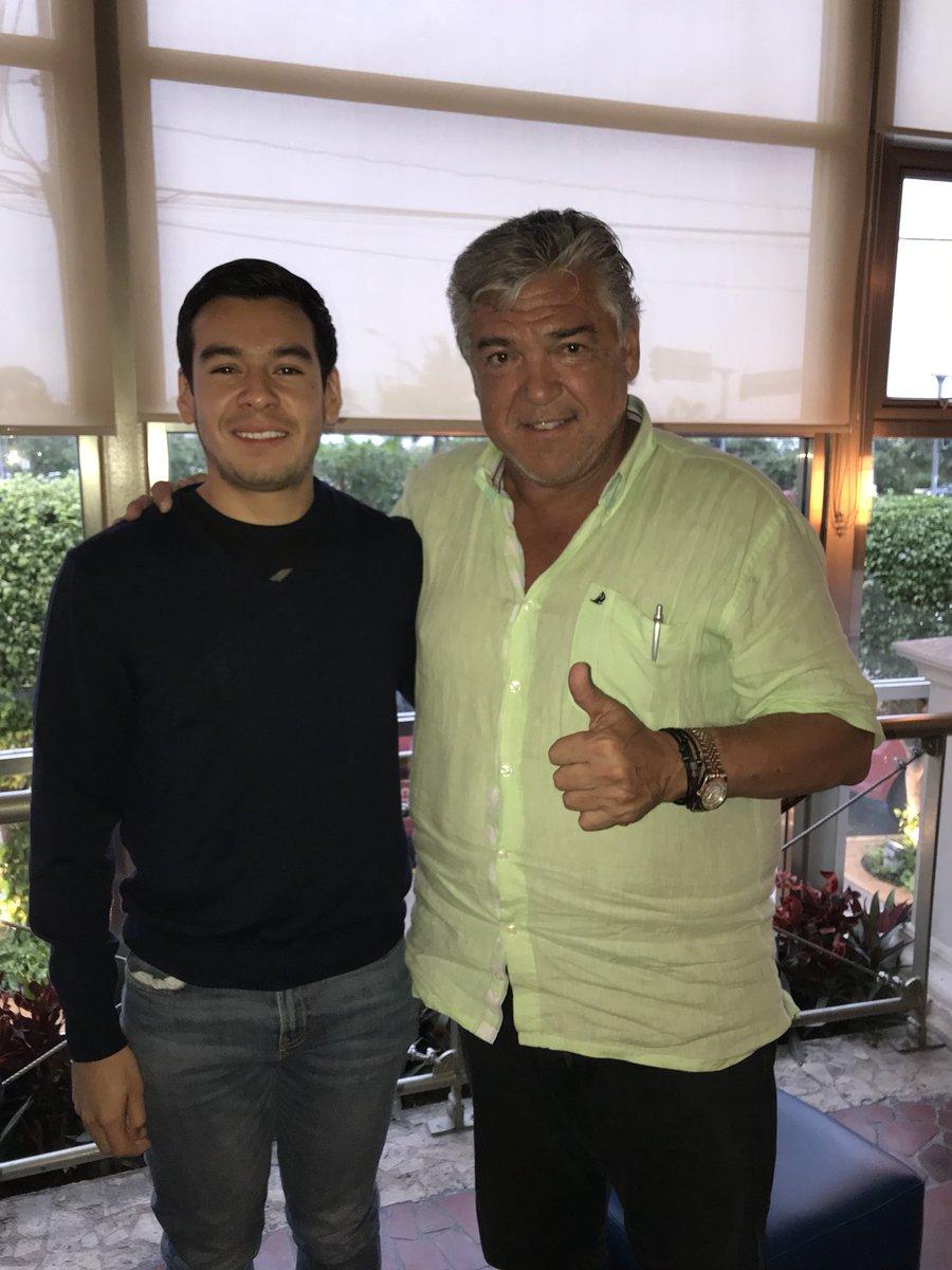 Nacho Caderón y  Zelada vienen a Tijuana