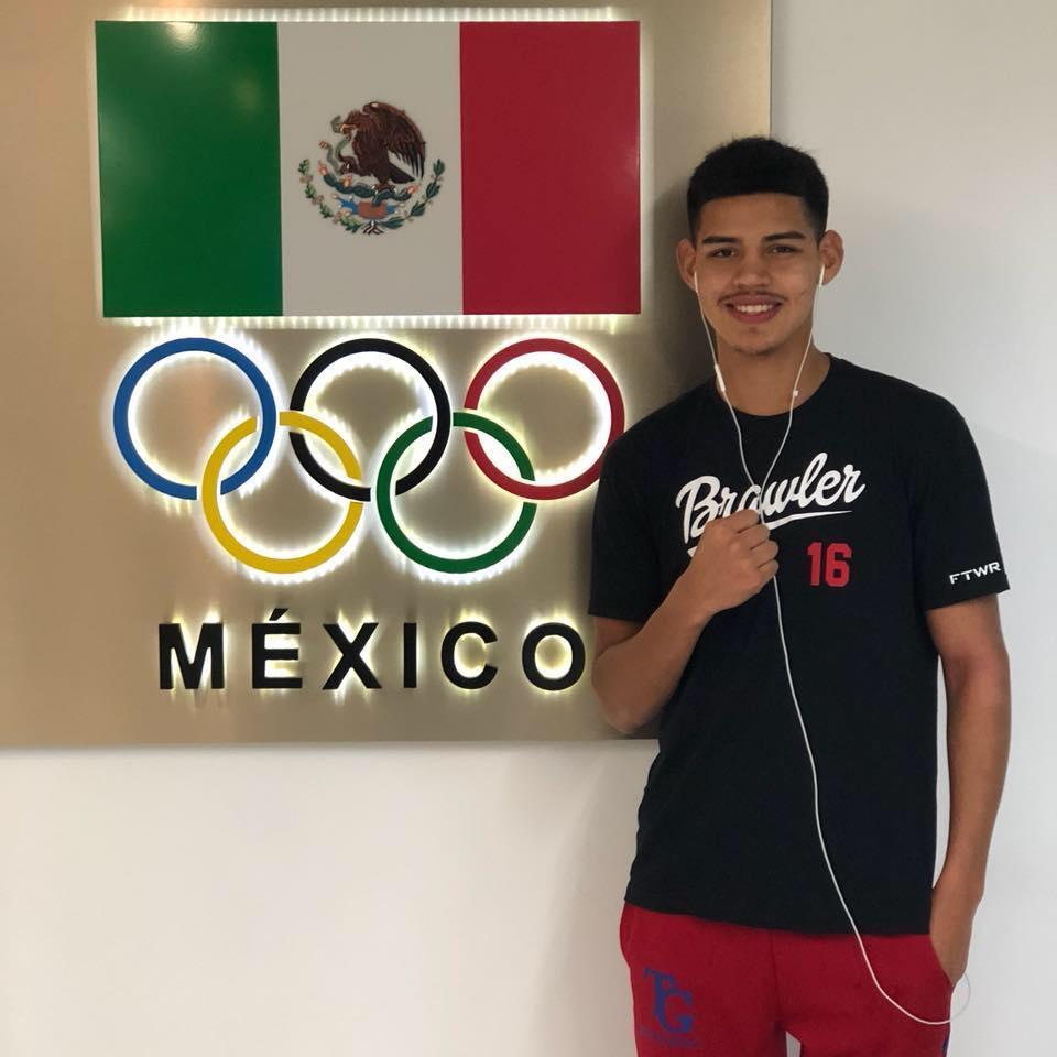 Va Diego Pacheco a mundial de Boxeo  en Hungría