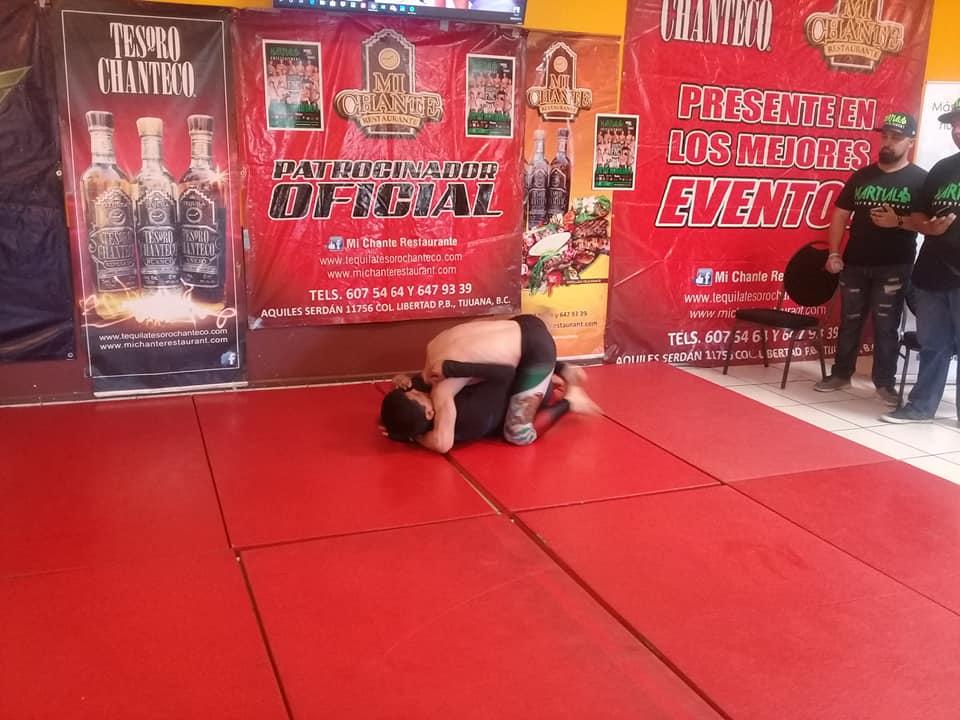 Prepara Martial Entertainment función de artes marciales mixtas