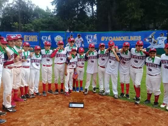 Angels de Tijuana levantan la Copa MLB 2018