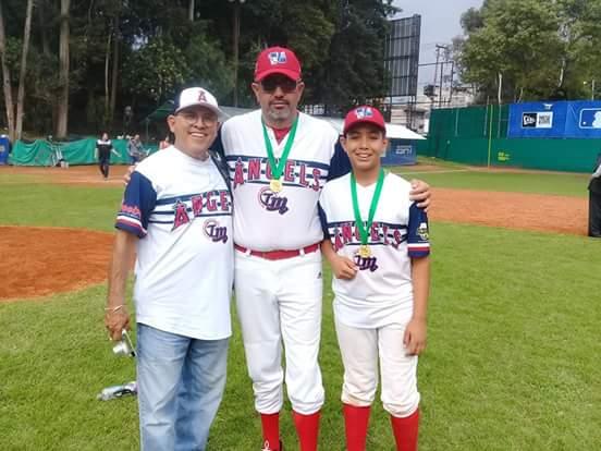 Destaca Acosta labor de equipo para ganar la copa MLB 2018