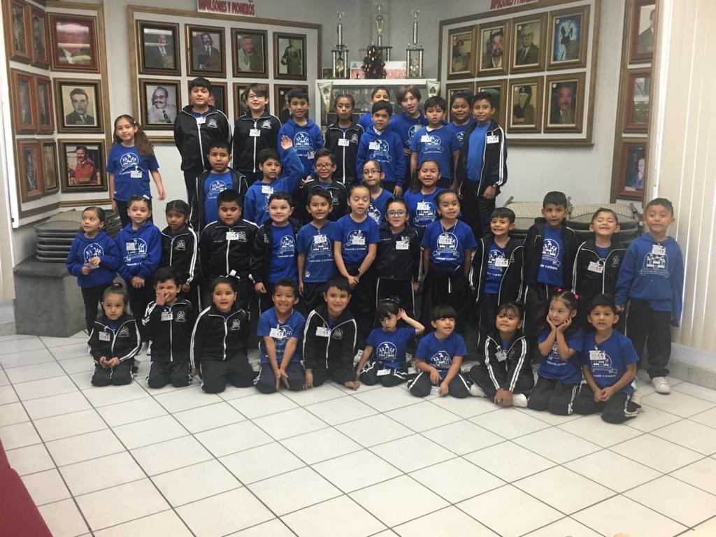 Continúan visitas escolares al Salón de la Fama del Deporte