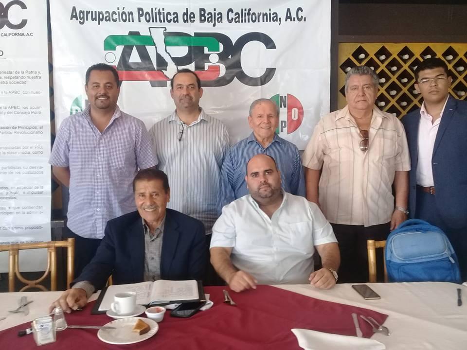 Renovaron Consejo Político en Agrupación  Política de Baja California