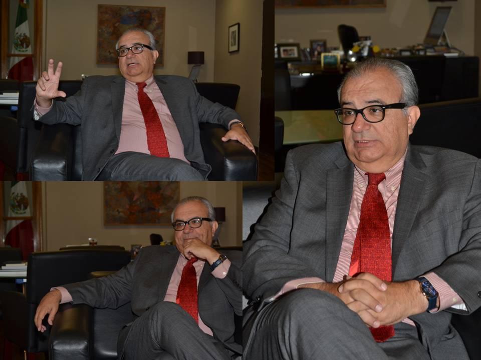 Destaca Pedro Ochoa al Cecut como espacio  de alto nivel cultural
