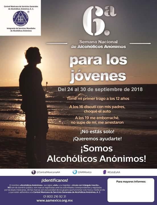 Congreso Anual de AA será 7, 8 y 9 de septiembre en Playas de Rosarito