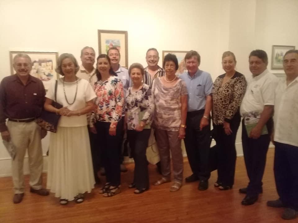 """Exponen en Casa de la Cultura """"Encanto de la Naturaleza""""  de Alicia Rotter"""