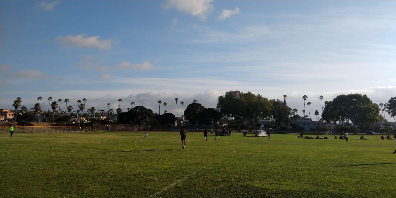 Chula Vista Rebels goleó 5-0 a Surf Soccer Club