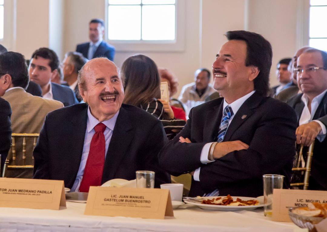 Dr. Medrano, ejemplo para Tijuana: Alcalde Gastelum