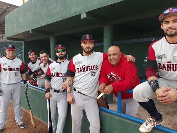 Presenta Bañuelos roster para torneo mayor
