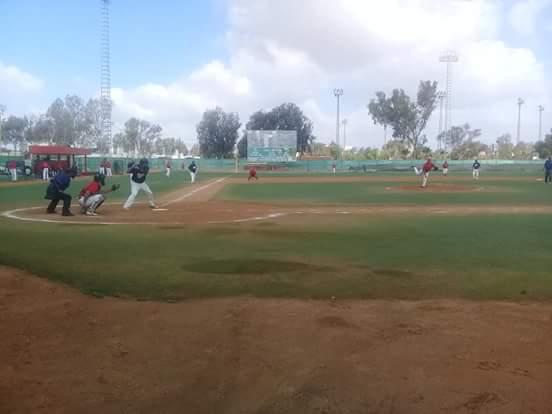 Amateur supera 4-1 a Rosarito y enfila a tercer victoria en Vereranos