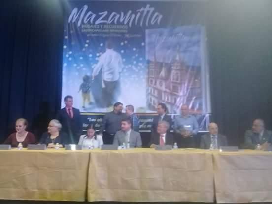 De primer nivel presentación del libro Mazamitla