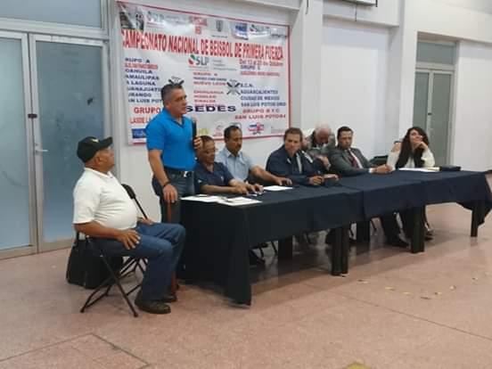 Hidalgo es el primer rival de Baja California Nacional  mayor de béisbol