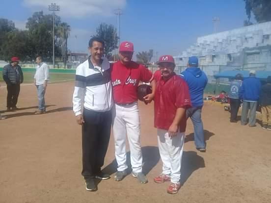 Panadería Santa Cruz barre a Cañeros y es campeón