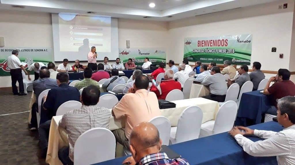 Altos Mandos de Femebe definen en Hermosillo sedes de nacionales para 2019