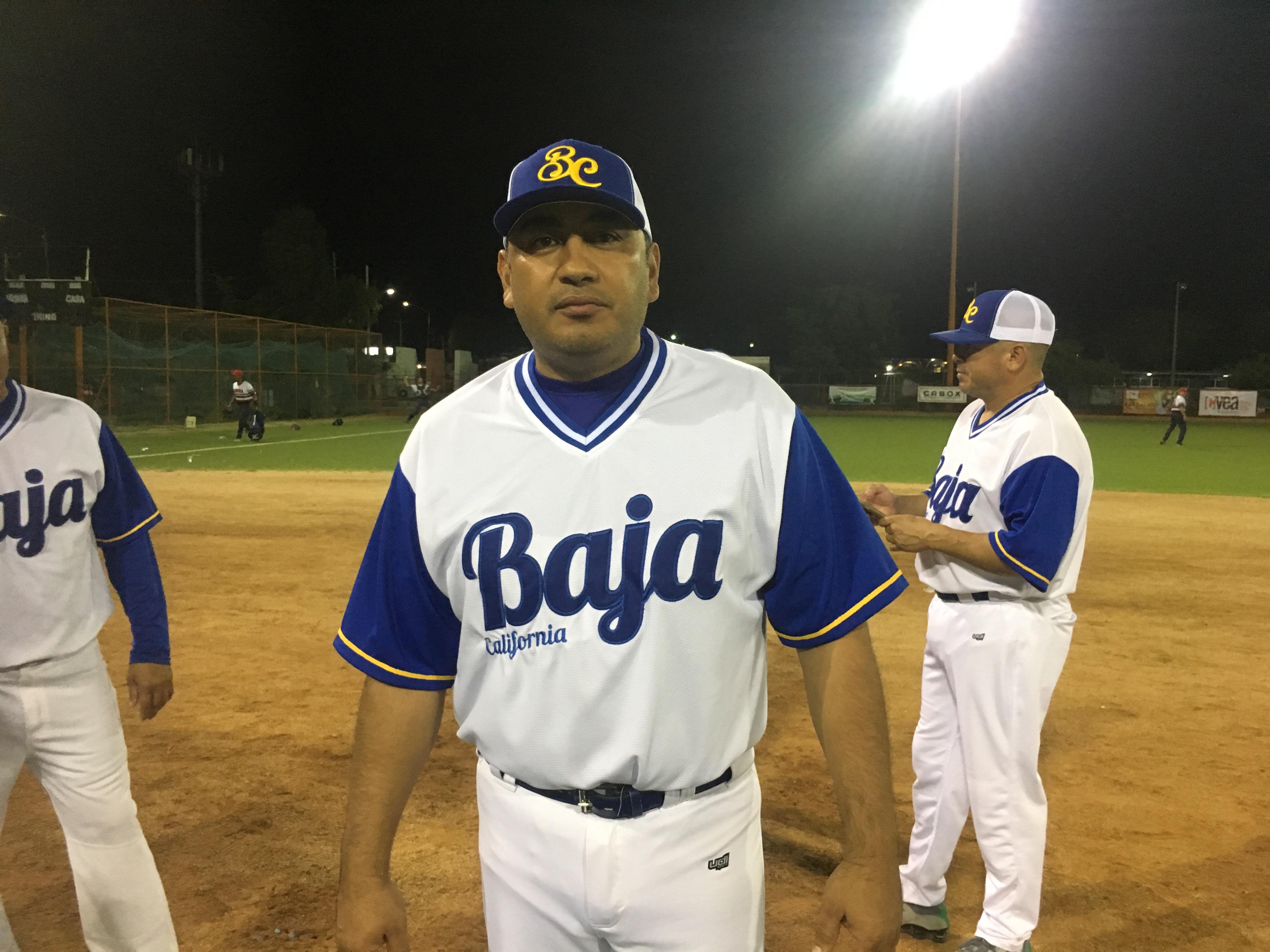 Juan Partida lanza este martes por la Selección Baja California B