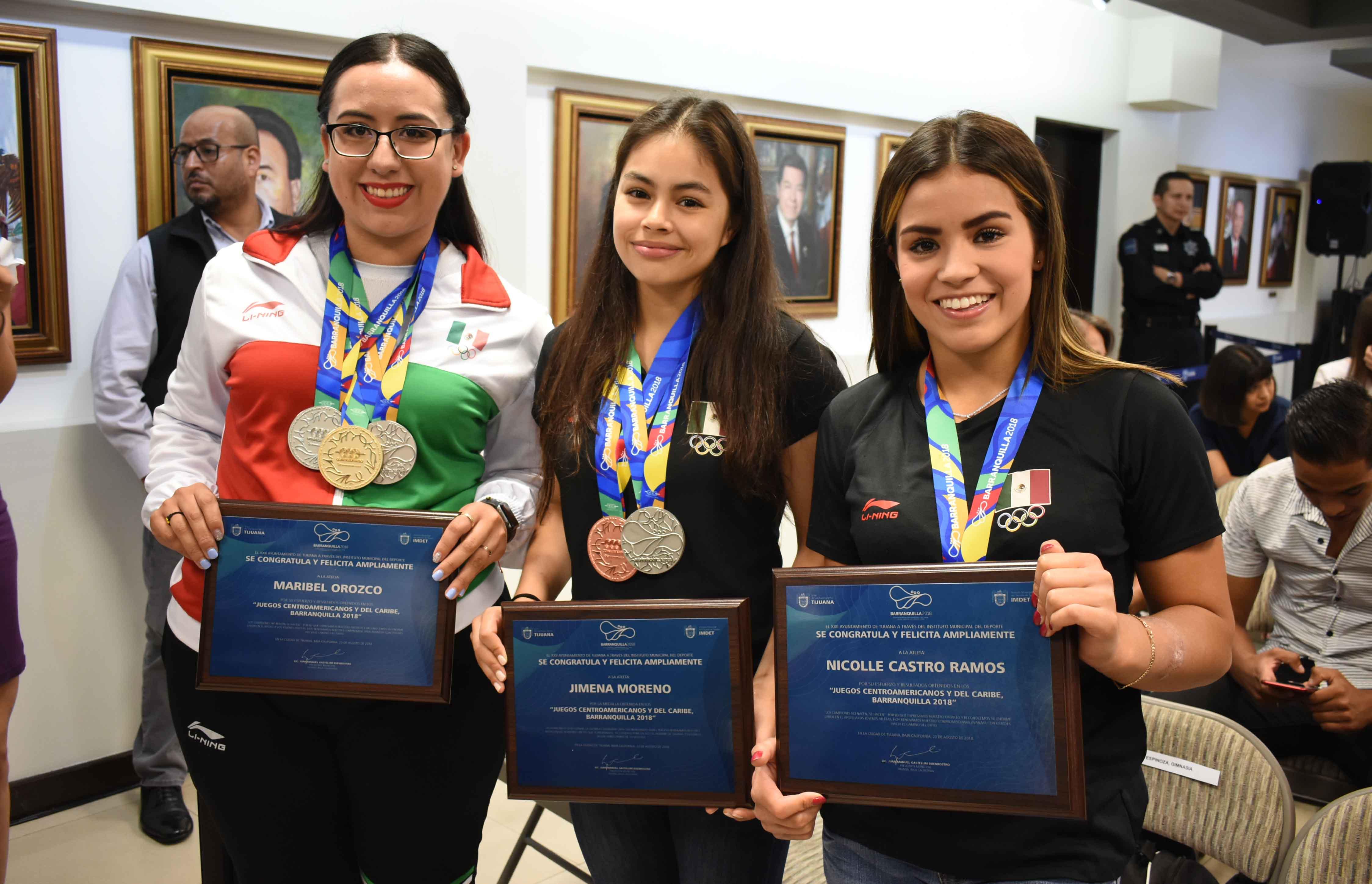 Destacan actividad deportiva de Tijuana en el ámbito internacional